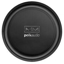 "Polk Audio MM1540DVC 15"" Dual Voice Coil Marine Certified audio Subwoofer"