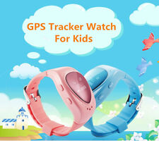 GPS Watch for Kids Child Real Time GPS Device Tracker Mobile Tracking WaterProof