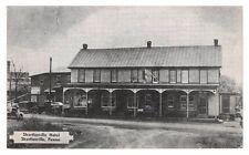 Shartlesville Hotel, Pennsylvania - old USA postcard