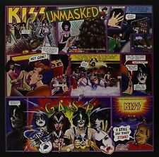 KISS - UNMASKED: CD ALBUM (1997 Remastered Edition)