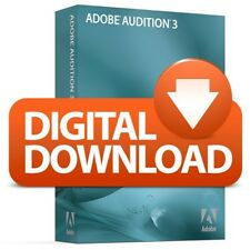 ADOBE AUDITION 3.0 AUDIO EDITING SOFTWARE