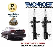 FOR SAAB 9-3 93 SALOON 2002-  NEW 2x FRONT LEFT + RIGHT SIDE SHOCK ABSORBER SET