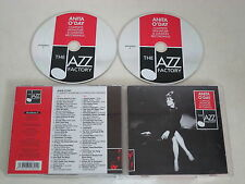 ANITA O´DAY/COMPLETE SIGNATURE & LONDON(THE JAZZ FACTORY JFCD 22824) 2XCD ALBUM