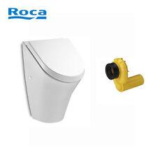 Nexo Roca - Urinal Zulauf von hinten mit Absenkautomatik-Deckel + Ablauf Viega