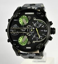 Diesel DZ7311 MR. DADDY 2.0 Military-Style XXL Herrenuhr Armbanduhr