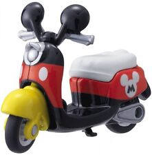 TAKARA TOMY TOMICA Disney Motors DM-13 Scooter Bike Mickey Mouse F/S From Japan