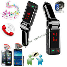 FM Transmitter MP3 Player Car Kit & USB Charger For Samsung galaxy s4 / s5 / s6