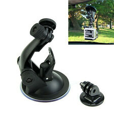Car Suction Cup Window Glass Tripod Mount for Gopro Hero 1 2 3 Camera Accessory