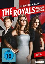 The Royals - Staffel 1 - 3 DVD Box