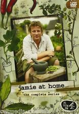 JAMIE OLIVER AT HOME COMPLETE SEASON 1 COLLECTION NEW 2 DVD ALL 12 EPISODES R4