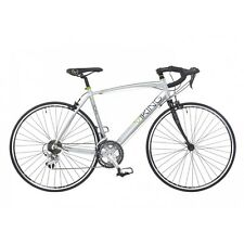VIKING VUELTA MENS ROAD RACING BIKE 700C WHEEL 14 SPEED ALLOY 56CM FRAME SILVER