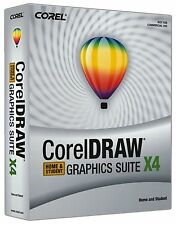 CorelDRAW Graphics Suite X4 Home & Student Edition [OLD VERSION] NEW