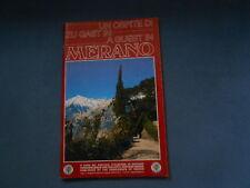 Zu Gast in Meran (Jahr 22/1999-Nr. 1) -- un ospite di Merano -- a guest in Meran