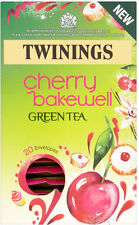 Twinings Green Cherry Bakewell Tea Bags (20)