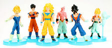 Dragonball Z Dragon Ball Action Figures  Goku Buu Anime Manga 6 Figure Set New
