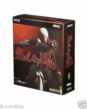 """DEVIL MAY CRY ULTIMATE DANTE 7"""" inch ACTION FIGURE VIDEO GAME NECA 2015"""