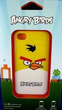 Gear4 iPhone 4 Cover ANGRY BIRDS YELLOW BIDS Brand NEW & SEALED - In Australia