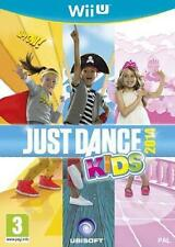Just Dance Kids 2014 (Nintendo Wii U) - New Sealed (will not work in old Wii)