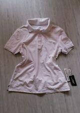 """NEUs """"silver expert"""" """"James&Nicholson"""" Poloshirt weiss stretch Top 40 42 M Shirt"""