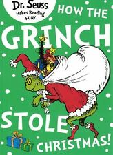 How The Grinch Stole Christmas by Dr Seuss NEW