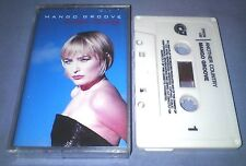 MANGO GROOVE ANOTHER COUNTRY cassette tape album T659
