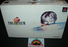 FINAL FANTASY VIII LIMITED EDITION BOX SONY PS1 PLAYSTATION 1 PAL GAME COMPLETE