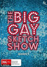 The Big Gay Sketch Show : Season 2 (DVD, 2010,)