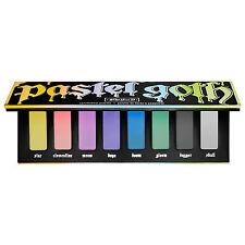 Kat Von D Pastel Goth Eyeshadow Palette (8 Shades) Limited Edition NIB