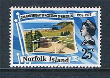 Norfolk Is 1977 Silver Jubilee SG 196 MNH