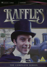 Raffles The Complete Series  Region 2 New/Unsealed  All 14x50+ Minute episodes