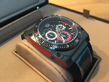 Savoy Extreme Carbon-43mm - Swiss Made Limited Edition auf 200 - Carbon, Neu!!