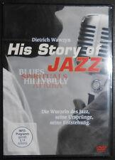 NEU. DVD Dietrich Wawzyn - His Story of Jazz