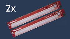 2 x Paulmann Lichtleiste 18W mit Leuchtstofflampe Küchenleuchte LED geeignet