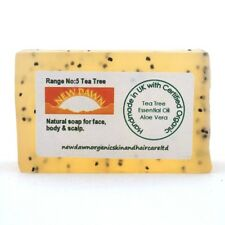 Acne Blackheads Blemish and Spots Removal ~ Tea Tree Sample Soap for Face & Body