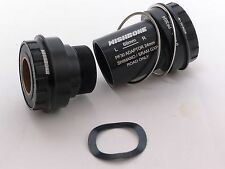 mr_ride Ceramic BB PF30 Frame adaptor Sram GXP Road crank Bottom Bracket Black
