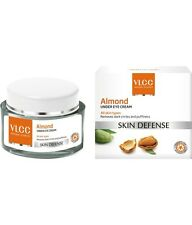 VLCC ALMOND UNDER EYE CREAM SKIN DEFENSE REMOVE DARK CIRCLES AND PUFFINESS 15 ML