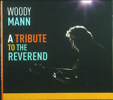CD WOODY MANN - a tribute to the reverend