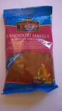 Tandoori Masala Spice Blend - Barbeques - Natural Colour - 100g Bag - TRS Brand