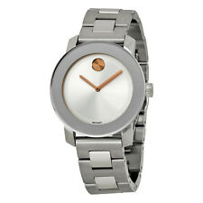 Movado Bold Stainless Steel Ladies Watch 3600084-AU