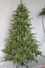 Weihnachtsbaum beleuchtet 180 cm 240 LED PE Spritzguss Qualität Christbaum Tanne