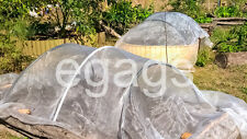Garden Insect Net 2m x ANY LENGTH Protects Veggie Plants Mesh STOP FRUIT FLY
