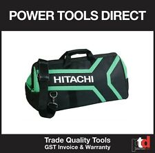 NEW HITACHI JOBSITE CONTRACTOR LARGE HEAVY DUTY CARRY BAG