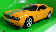 Nex models 1/24 Scale 24049W Dodge Challenger SRT Orange Diecast model car