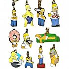 Homer Simpson Keyrings, Key Rings Choice of Designs