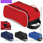 Shoe Boot Bag Sports Football Gym Plain Carry Case