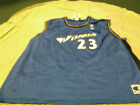 MICHAEL JORDAN #23 RETRO WASHINGTON WIZARDS NBA CHAMPION JERSEY FREE SHIPPING