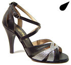 Mythique Women's Tango Ballroom Salsa Latin Dance Shoes - Sara style