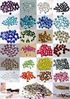 144 2.5mm IRON-ON RHINESTONE stone lot CRYSTAL BEAD custom tshirt TRANSFER PATCH