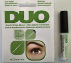 DUO BRUSH ON *LATEX FREE* ADHESIVE GLUE + ADDED VITAMINS- NEW PRODUCT BY DUO :-)