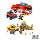 Mega Bloks Deluxe Blok Squad Building Construction Blocks Vehicle Truck Car Set